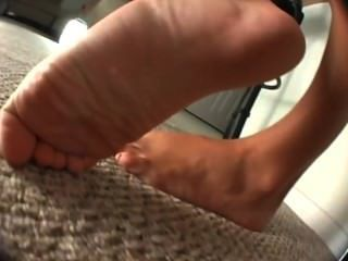 Cole And Myra Foot Pov Session