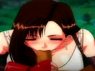 Blowjob Lessons With Tifa.
