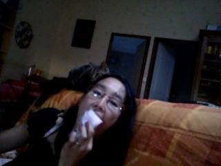Stupid Girl Eating