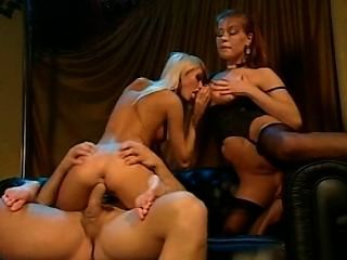 Threesome - 1 Boy 2 Girls