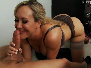 Sexy Ex Girlfriend Gagging