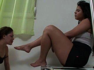 Brazil Feet (deep Feet)
