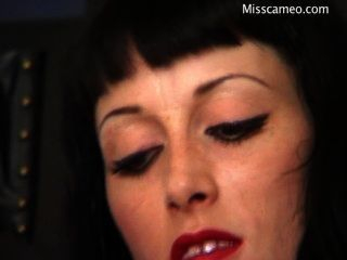 Miss Cameo - Foot Domination