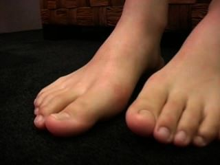 Sexy Soles Feet Chinese Teen