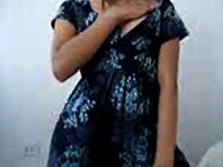 Shy Filipina 2 Dance Strip On Webcam