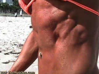 Galinas Oblique Beach