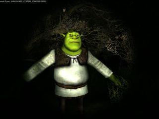 Sweaty Swamp Monster
