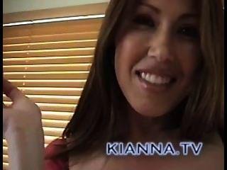 Kianna Smoking
