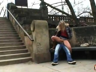 Publicdreams - Public Sex With Blonde