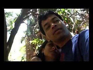 Indian Couple Enjoying