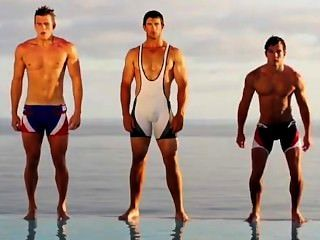 World First! Wrestle Swimwear
