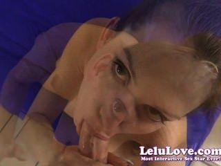 Lelu Love-pov Doggystyle Creampie Drip In Panties