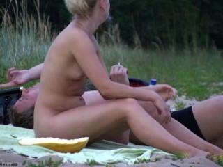 Nude Beach #42