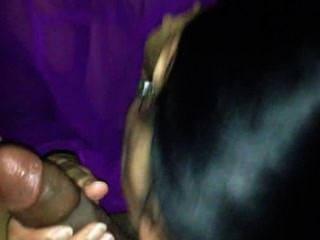 Indian Ex Girlfriend Sucking My Cock In Car