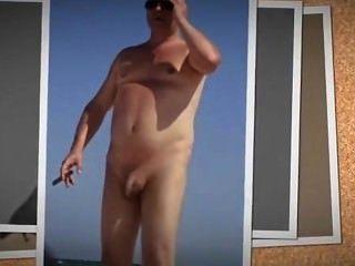 Exposed Naked At Albena Beach Bulgaria