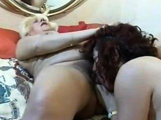 Lesbians Amateur Grannies