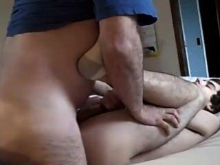 Bareback Moaning..cum In Ass