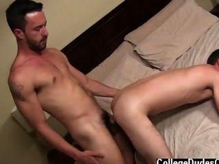 Gay Cock Isaac Hardy Fucks Chris
