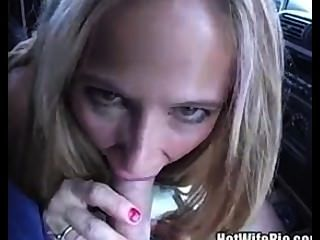 Hotwife Rio - Car Bj