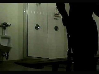 Classic Hidden Cam In Shower I