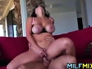 Busty Milf Wants Stiff Cock