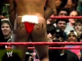 Wwf Shawn Michaels Shows Ass Again!