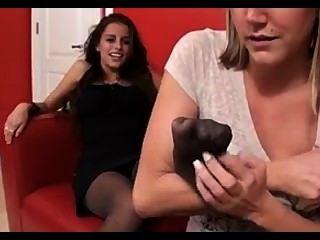 Nylon Tickles