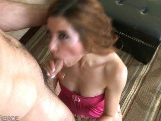 Sexual Evylin Fierce Blowjob A Big Dick