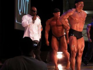 Musclebull Ben Black Shiny Posers