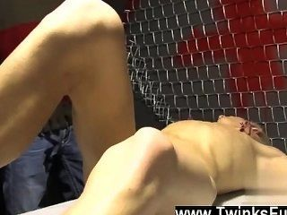 Hot Gay Scene In A Bizarre Wish Ashton Cody Is Bound Up And Unwrapped By