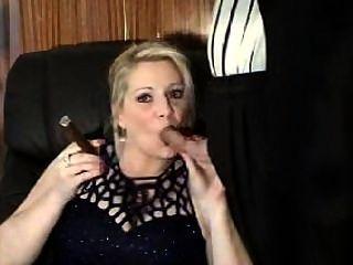 Cigar Blow Job