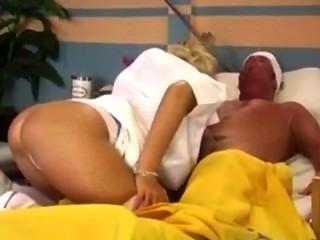 Sammie Rhodes Nurse Helps Horny Patient