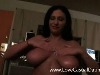 Amateur Teen Big Tits Get Fucked
