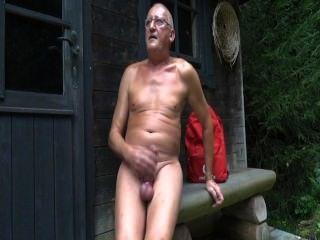 14.09.2014 Pause Beim Nacktwandern