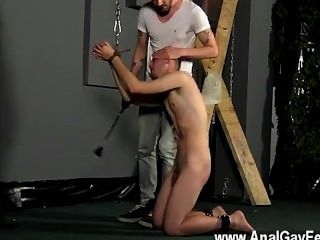 Gay Orgy Slave Boy Fed Hard Inches