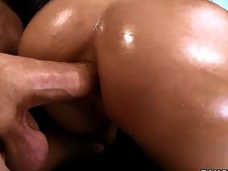 Skinny Ass Teen Gets Anally Fucked By Huge Cock
