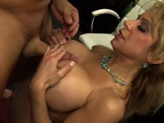 Huge Silicones Mature Pussy