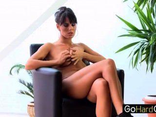 Catch Masturbation Panties Model Melanie Memphis