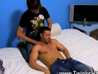 Sexy Men Dean Holland And Nathan Stratus Both Take Turns Servicing