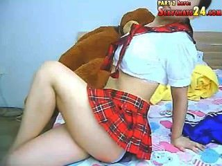 Superb Scottie In Webcams Free Sex Do Great To College With Mod
