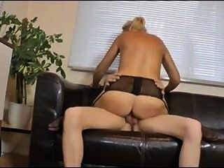 Milf Fucks Stranger Teen Boy-- She Could Be His Mom