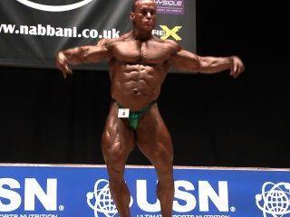 Musclebull Mark #4: (aus), Nabba Worlds 2014 - Masters Winner