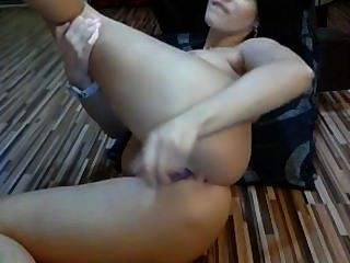 Sexy Girl Playing With Herself