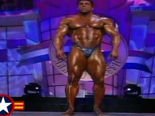 Musclebull King Kamali: 2005 Arnold Classic