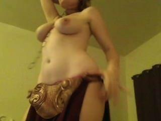 Apertuerscience Slave Girl Leia Costume Part 1