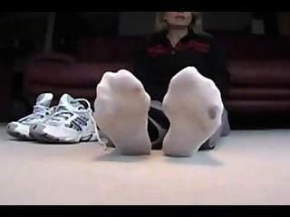 Sexy Feet And Socks Pov Part 1