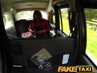 Faketaxi Mature Milf Gets Down And Dirty