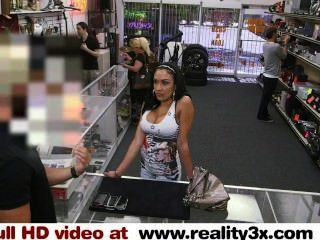 Real Spycam Sex - Big Titty Latina Is A Slut For Some Cash - Reality3x.com