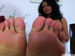 Danicacollins Foot Tease