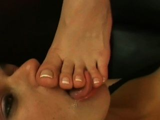 Brazilian Foot Worship